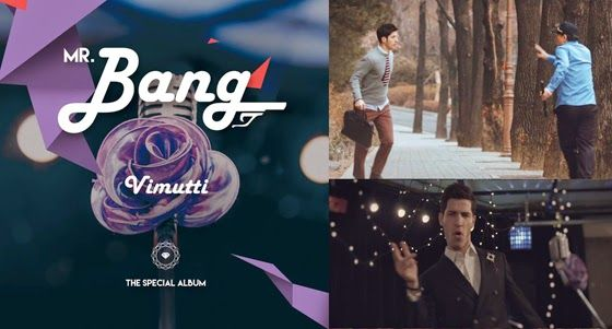 Enjoy Korea with Hui: Alberto Mondi appears on Vimutti's music video