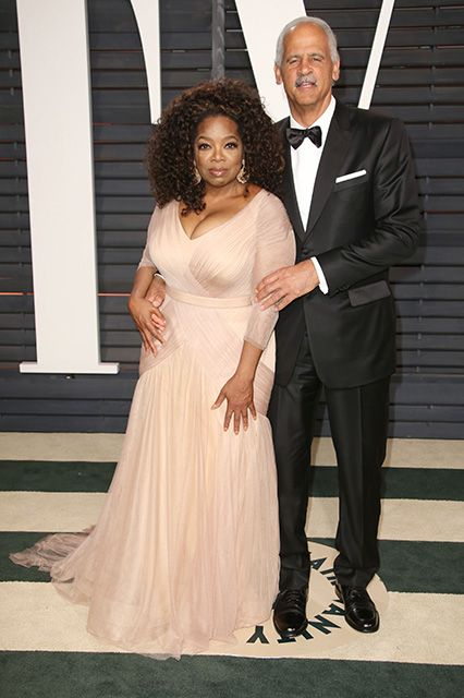 Oprah Winfrey and Stedman Graham.After nearly 30 years as a couple, Oprah and Stedman have perfected the red carpet pose.