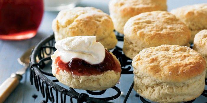 Merle Parrish's Basic Scones | Baking | MiNDFOOD