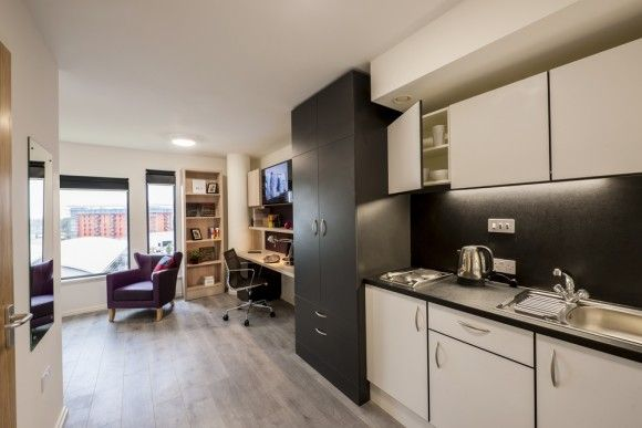 The Lyra - Gold studios - Student accommodation London - Pads for Students
