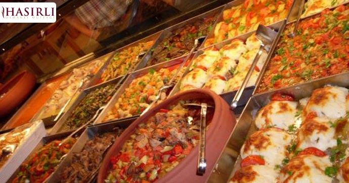 """Hasırlı Osmanlı Mutfağı menüsünden yapacağınız tüm Yeme-İçme harcamalarınızda %40 indirim sağlayan """"İndirim Çeki"""" sadece 3 TL!"""