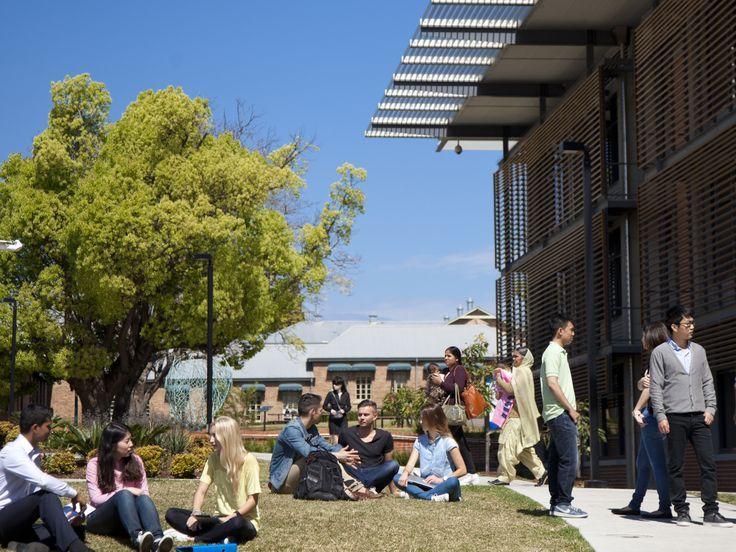 UWS Parramatta campus: Rydalmere