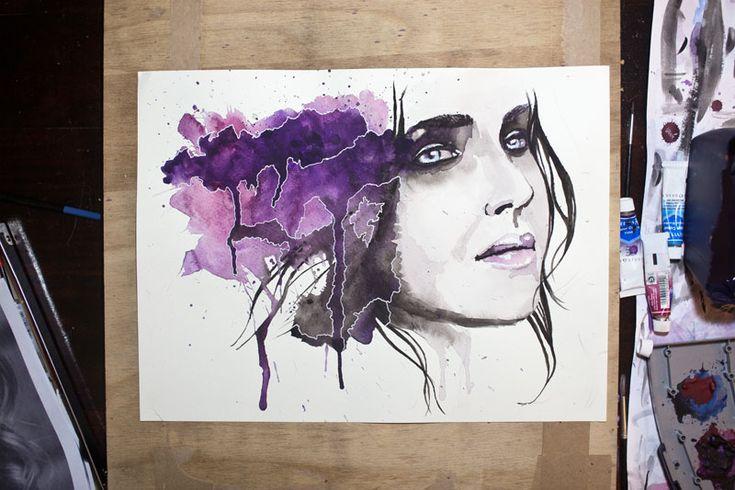 Chiara by SpectreNoir.deviantart.com on @deviantART