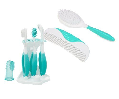 Summer Infant Oral Care Kit and Brush & Comb Set $14.98