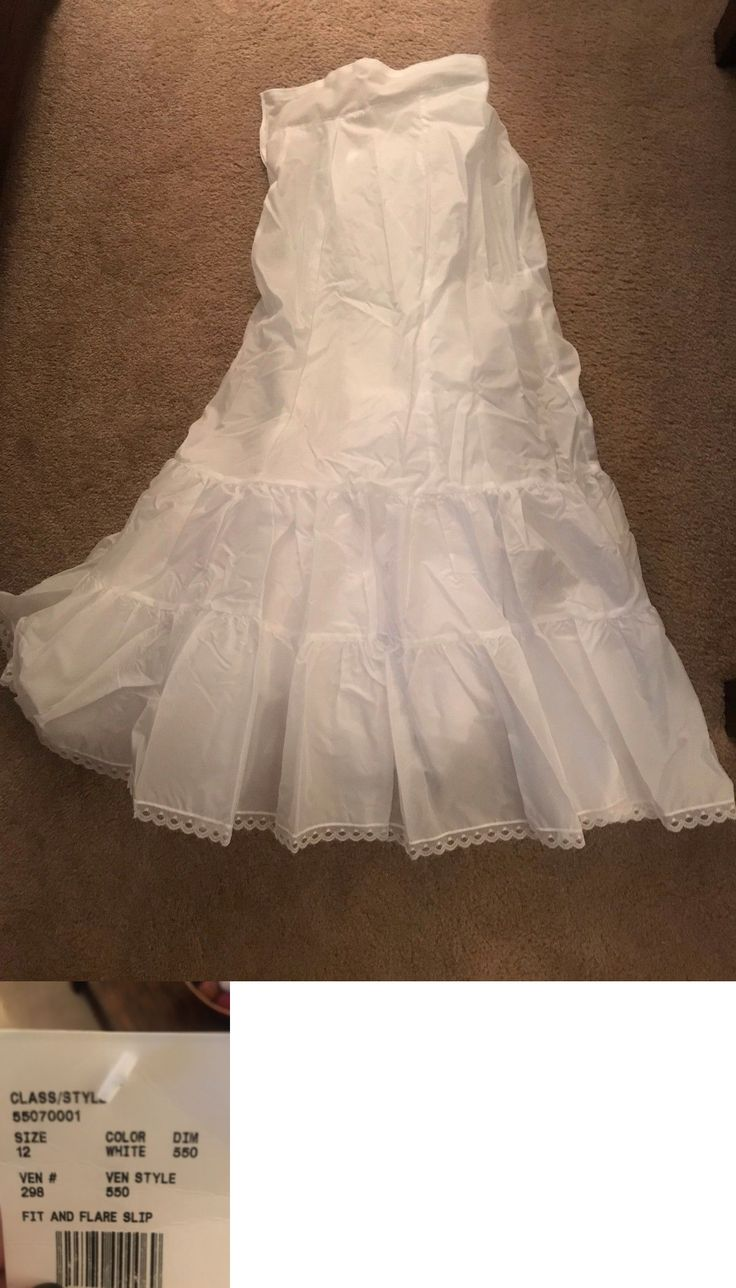 675 Best Slips Petticoats And Hoops 98745 Images On Pinterest