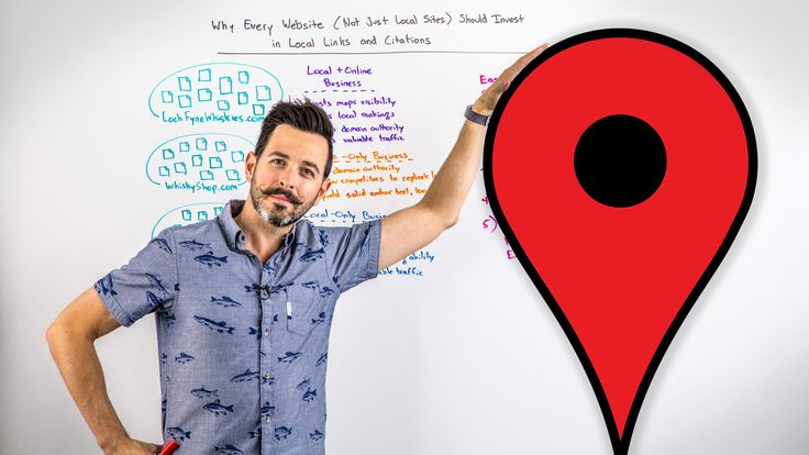 Why Every Website (Not Just Local Sites) Should Invest in Local Links and Citations - Whiteboard Friday - Moz