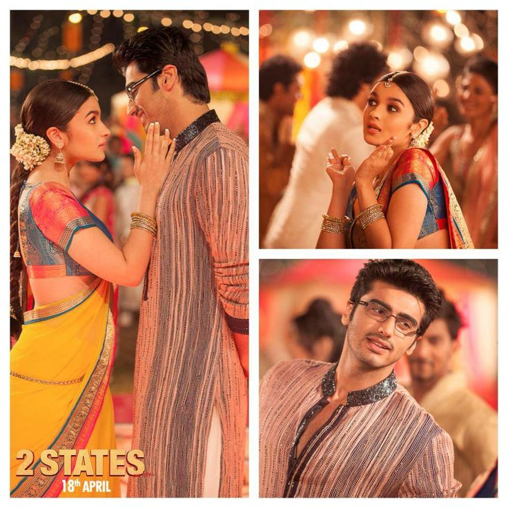 2 States Movie review http://www.thebollywoodtempest.co.za/2-states-review-love-story-2-families/   Alia Bhatt #AliaBhatt Arjun Kapoor #ArjunKapoor #2States #Bollywood