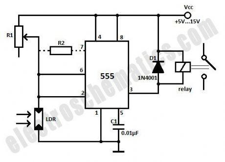 25 unique ldr circuit ideas on pinterest long distance. Black Bedroom Furniture Sets. Home Design Ideas