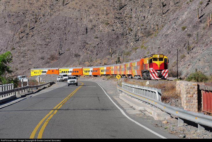 Tren a las Nubes - EMD GT22CU - Salta, Argentina