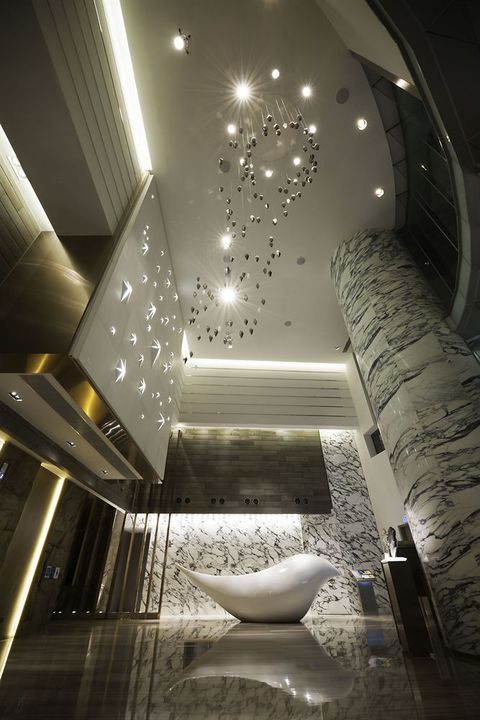 Hong Kong Hotel Interior Designs
