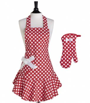 Jessica Steele aprons just $5 shipped :)