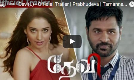 Prabhudeva, Tamannah in Devi(L) Movie Official HD Trailer => http://www.123cinemanews.com/video-details.php?id=1978