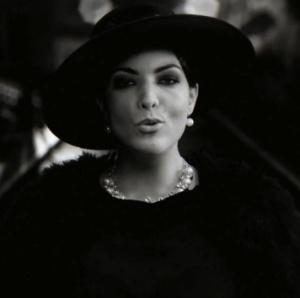 Caro Emerald, I love her voice!   http://www.caroemerald.com