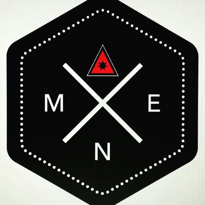 m.a.e.n #emblem #logo #snapback #embroidery #lokalproduct #madeinindonesia #tshirt