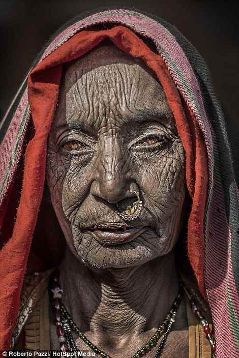Intime Portraits indischer Kinder zeigen Armut – #…