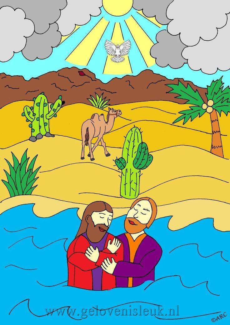 geloven is leuk - Jezus