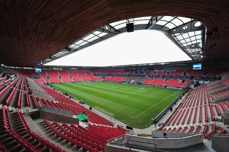 Stadion Eden, home to Slavia Praha, will host three group games and the final