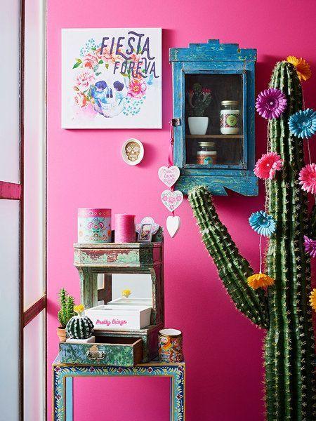 Mexican Fiesta na Primark! Mexican Home Decor, Mexican Art, Mexican Style Bedrooms, Mexican Bedroom Decor, Mexican Style Homes, Mexican Decorations, Christmas Decorations, Mexican Colors, Deco Boheme