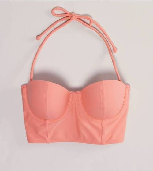 : Bikinis Tops, Headband, Bath Suits Tops, Crop Tops, Pink Bra, Swimsuits, Summer Festivals, Festivals Outfits, Vintage Swim