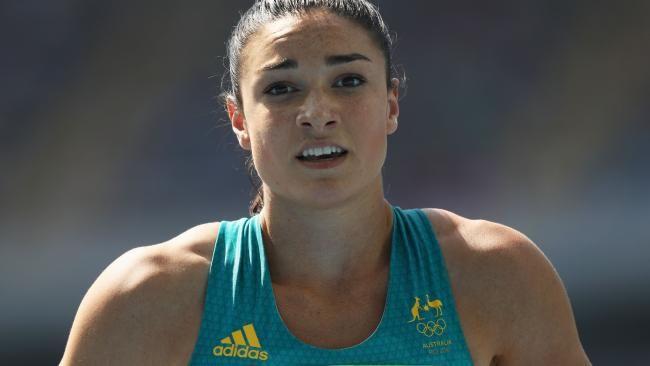 Michelle Jenneke profile: the jiggle is back as Aussie hurdles champion takes on Nitro Athletics series | DailyTelegraph