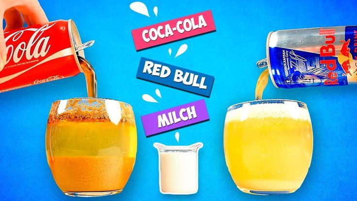 Was passiert wenn man Cola und Red Bull mit Milch mischt, Was passiert wenn man Cola mit Milch mischt, cola milch, milch cola, cola milch experiment, cola milch mischen, Coca Cola milch, milch Coca Cola, Coca Cola milch experiment, Coca Cola milch mischen, Red Bull milch, milch Red Bull, Red Bull milch experiment, Red Bull milch mischen
