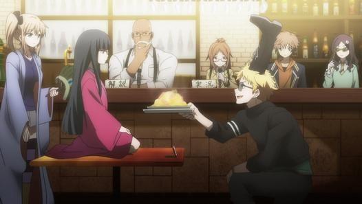 ▶ Re:␣Hamatora - Défilé de prétendants pour la princesse Kaguya (extrait de l'épisode 9) - Les Hamatora s'exercent pour une pièce de théâtre qu'ils doivent jouer devant des enfants...