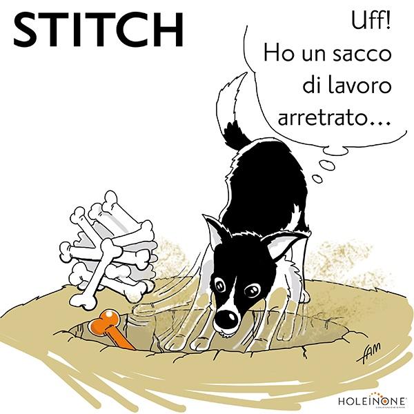 Stitch e l'1 maggio