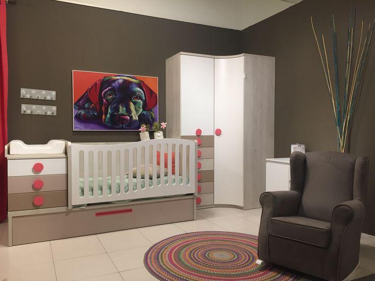 Dormitorio juvenil Merkamueble