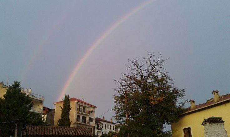 Kastoria, rainbow