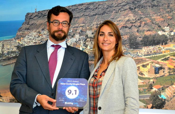 Booking.com, a worldwide leader in online accommodation bookings, has awarded #CordialMogánPlaya with the Guest Review Award 2015 for being one of the best rated accomodations by its guests. Many thanks to all of you!