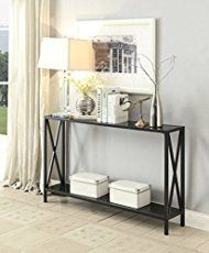 Instructions For Using Ikea Ekby Jarpen Shelves As An Easy And Inexpensive Sofa  Table Or Console