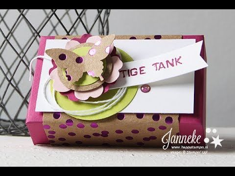 Stampin' Up! – Enjoy the Little Things DT bloghop -