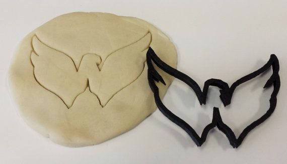 Washington Capitals 3D printed Cookie Cutter