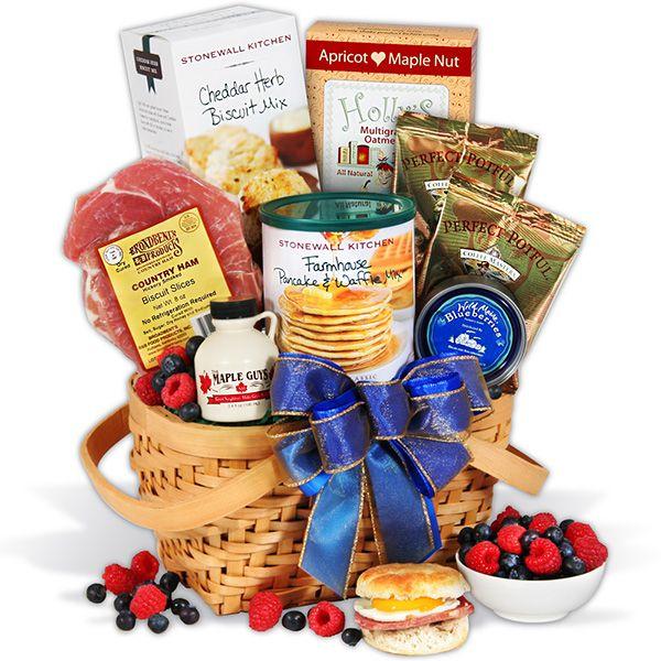 25+ unique Breakfast gift baskets ideas on Pinterest   Breakfast ...