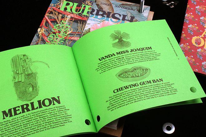 Rubbish Famzine #4
