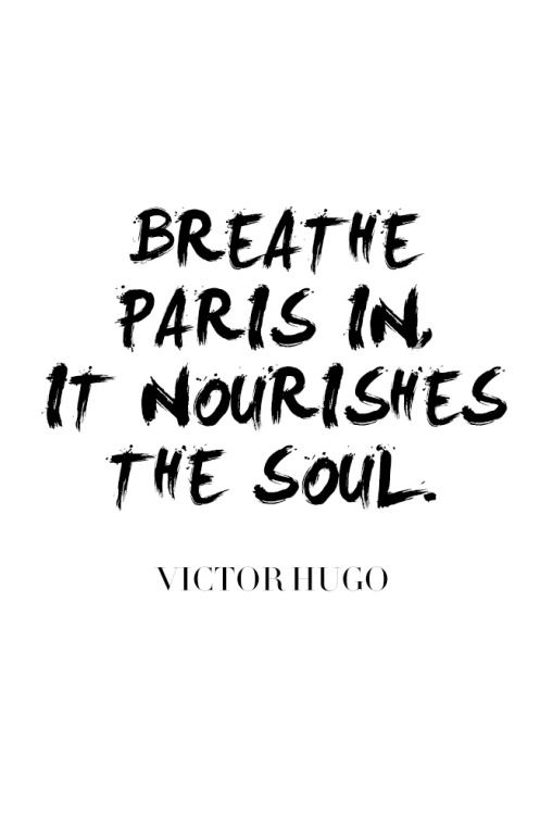 Inspirations | Quote by Victor Hugo.http://massimoduttiofficial.tumblr.com/