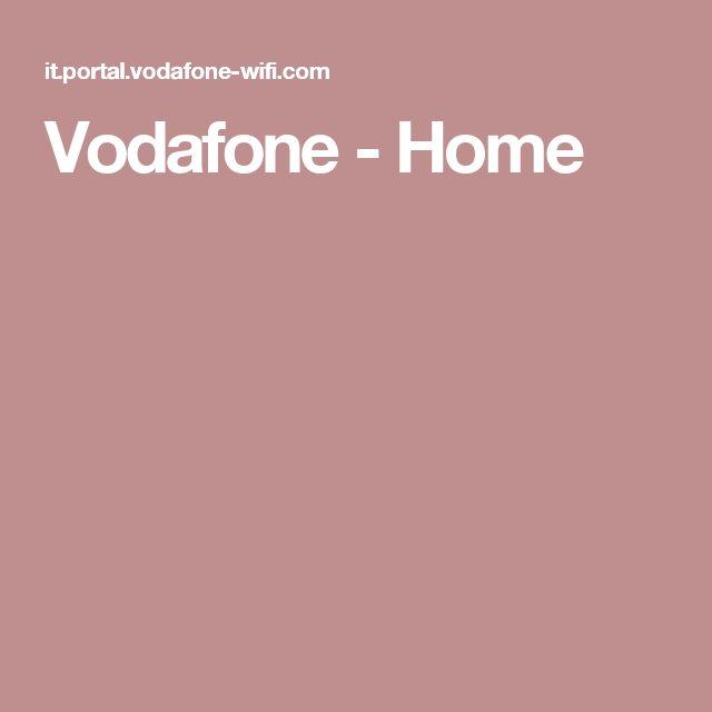 Vodafone - Home