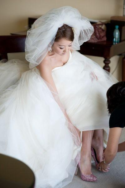 挙式レポ -お支度- |Sweet Hawaii Wedding♡VeraWang♡|Ameba (アメーバ)