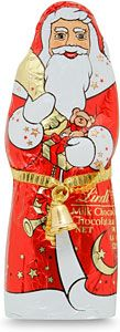 I shop and save with mySupermarket. Get the best offers on Lindt Milk Chocolate Santa (125g).