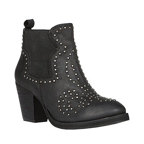 steve madden PERPLEX Studded boots, Boots, Shoe obsession