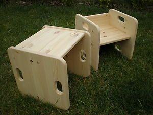 Cube chair -ebay