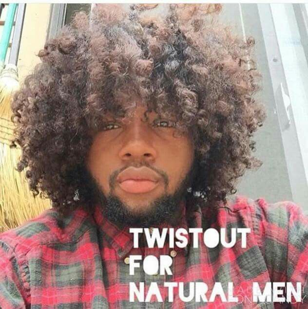 Fine 1000 Images About Quotmen Natural Amp Protectivequot Hair Styles Amp Tips Hairstyles For Men Maxibearus