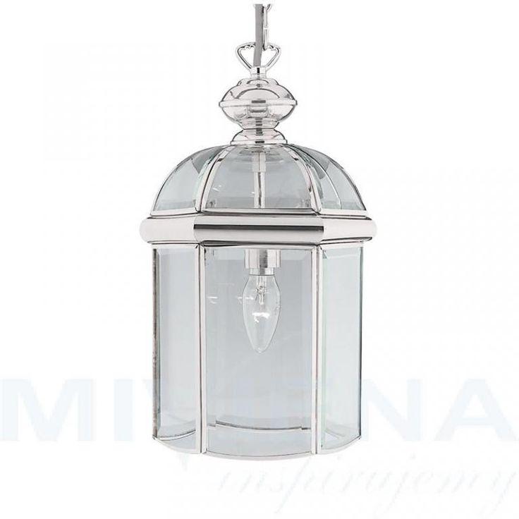 Lanterns lampa wisząca 1 chrom szkło (5811916056) - Allegro.pl - Więcej niż aukcje.