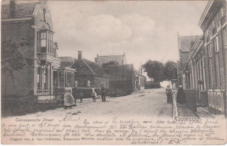1903 Terneuzenschestraat  Zaamslag