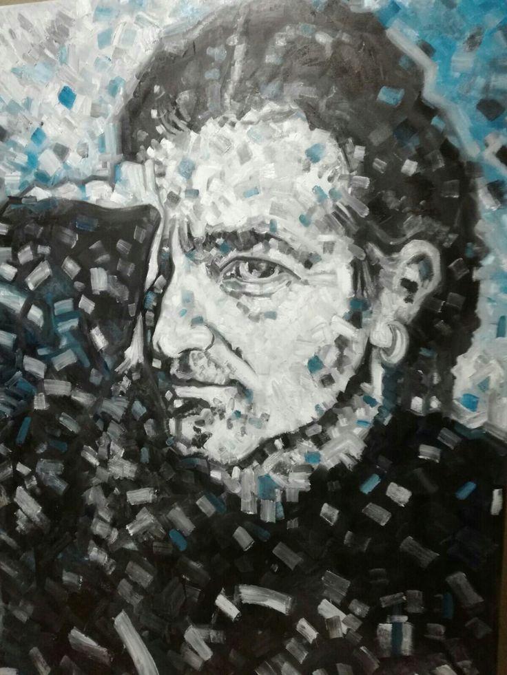 bono vox portrait