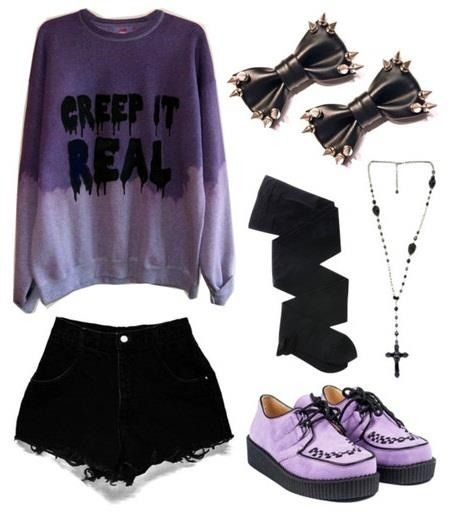 Shall I do an outfit post similar to this one??? :3