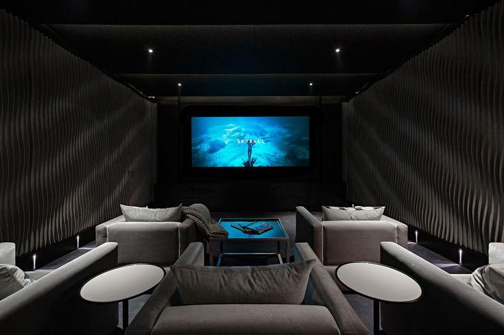 Home Cinema Holland Park | Anne Kyyrö Quinn