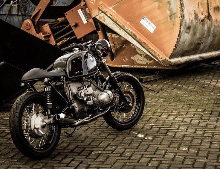 bmw r65 cafe racer motorbikes pinterest r65 posts. Black Bedroom Furniture Sets. Home Design Ideas