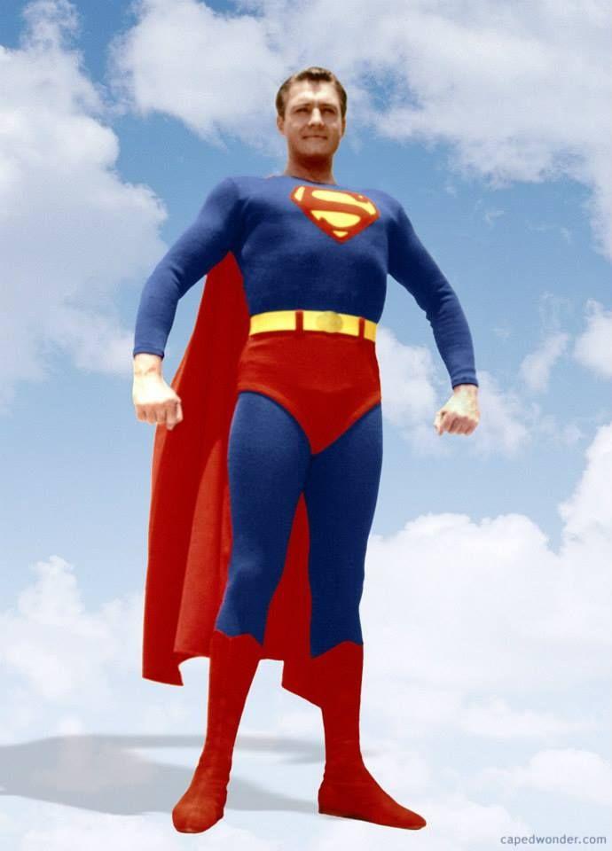 TV Series Superman with George Reeves.