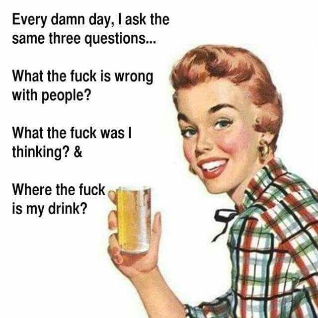 Happy thirsty thursday!!!